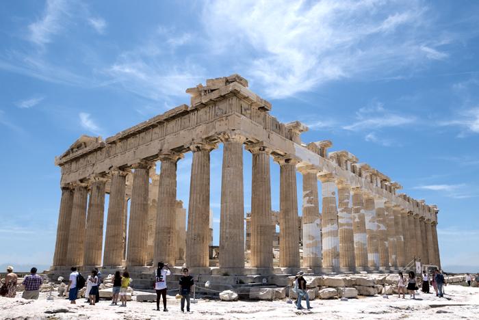 Athens, Acropolis, Parthenon, Greece, Grecja, Akropol, Partenon, Zwiedzanie, Ateny, Lublin, Fotograf, Jerzy Bednarski