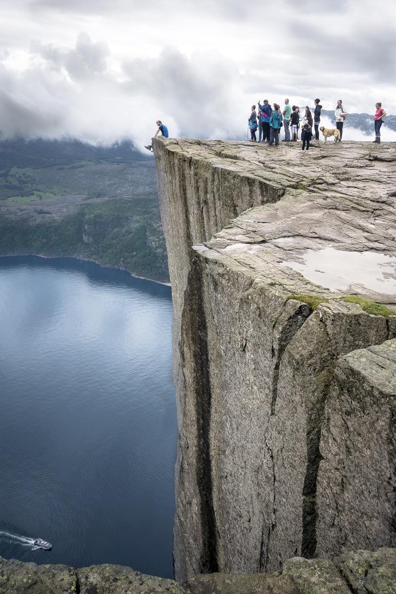 Norwegia, Preikestolen, Norway, Lublin, Fotograf, edukacja, fotograficzna,