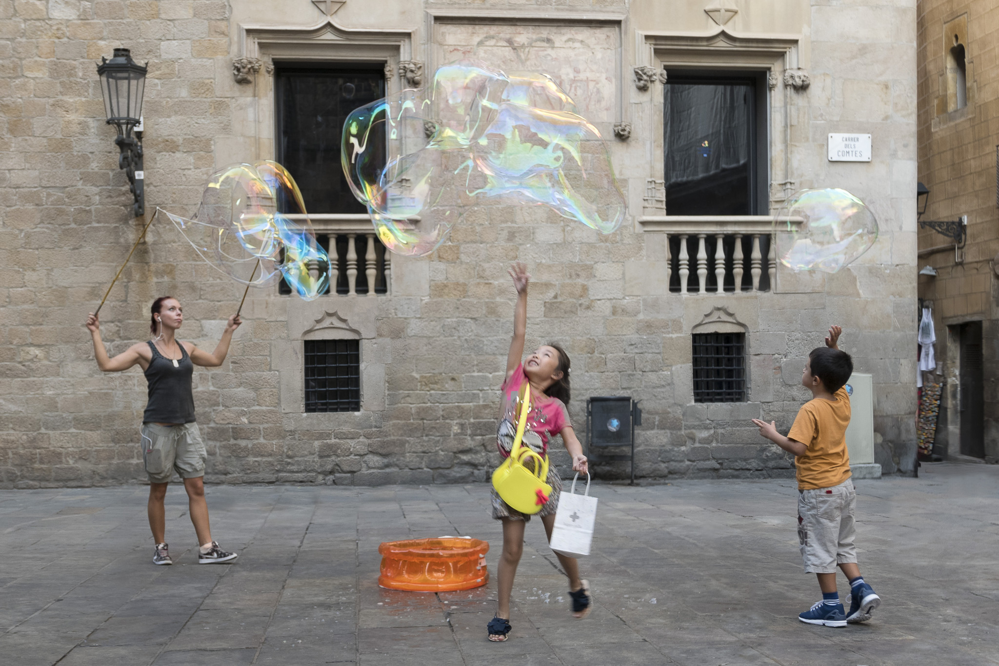 Barcelona Kids Jerzy Bednarski