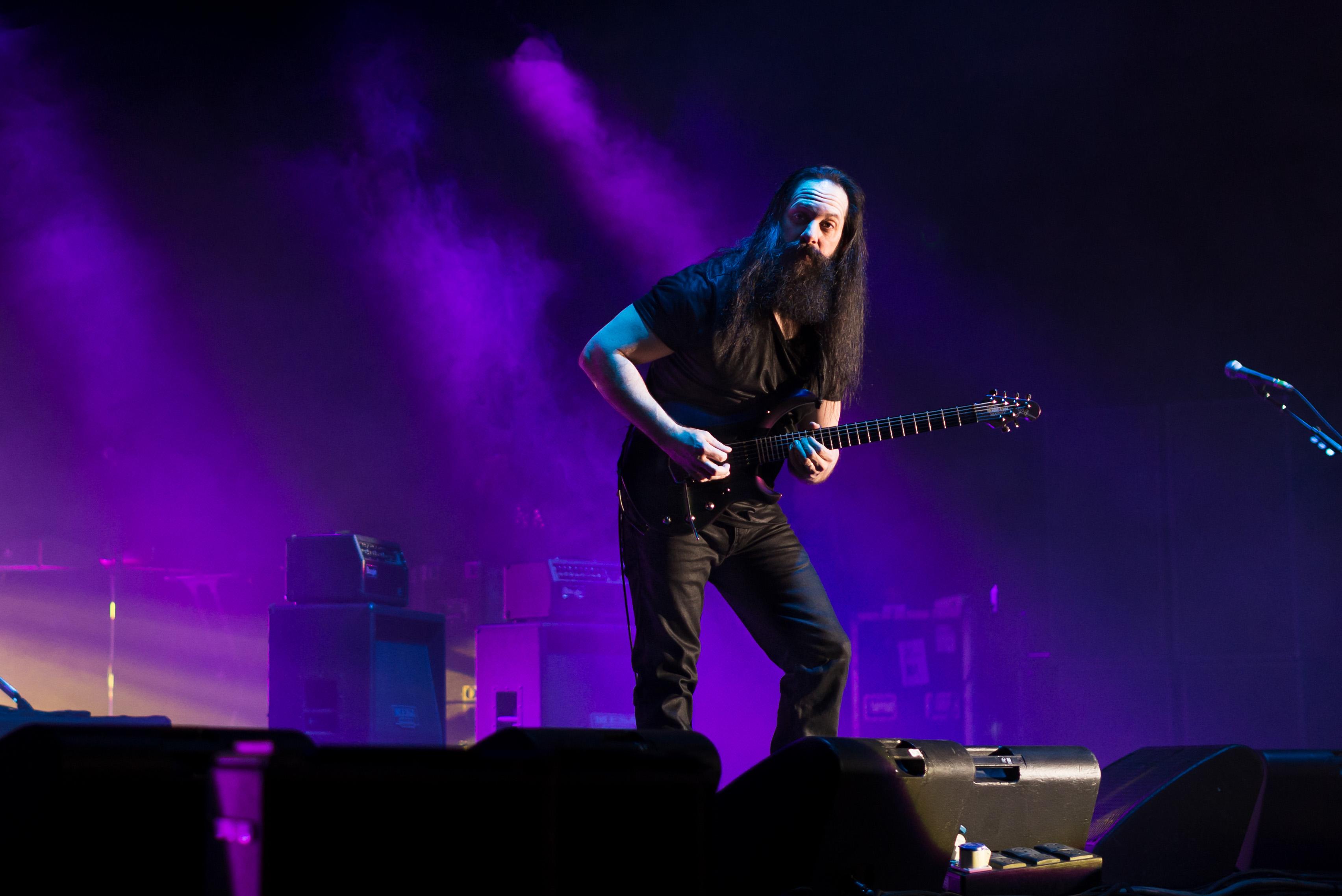 John Petrucci; Koncert, Guitar; Concert,G3; Gitara; Polska;