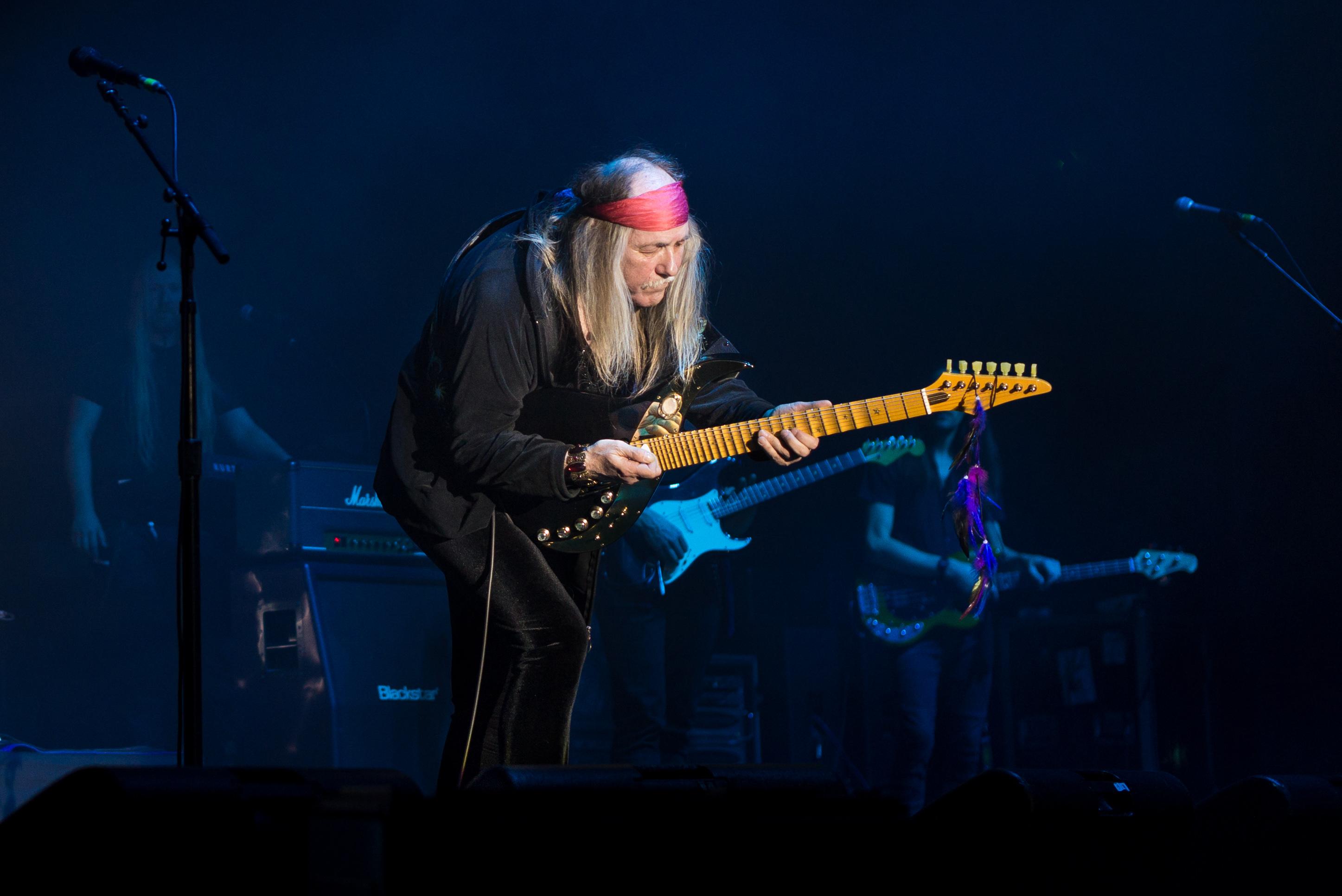 Uli Jon Roth, Koncert, Guitar; Concert,G3; Gitara; Polska;